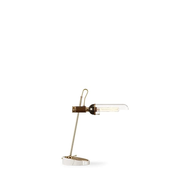 Charles Table Lamp By The Mezzo Collection