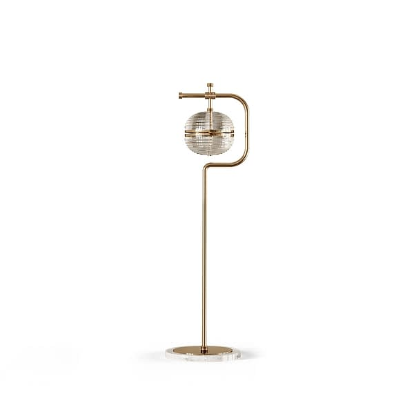 Duke Floor Lamp By The Mezzo Collection