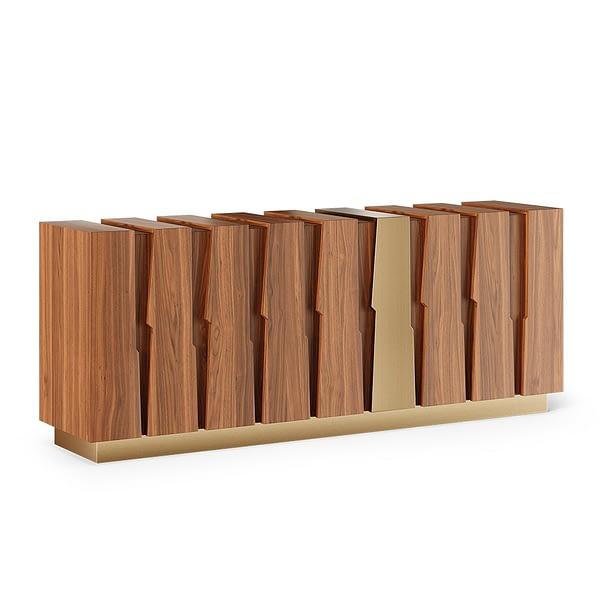 Elm Sideboard By Pardo