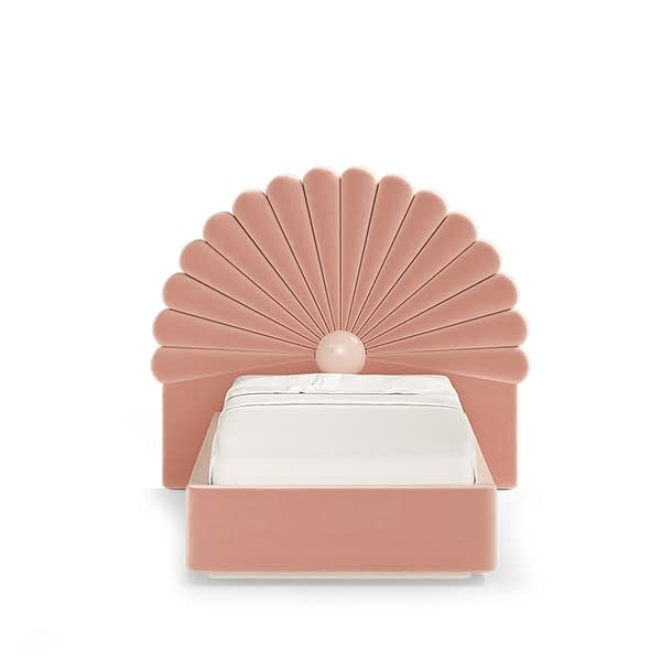 Seashell Bed By The Fairytale